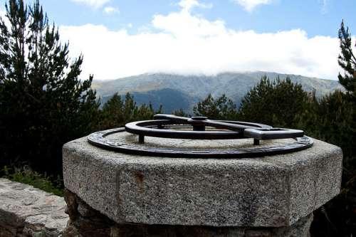 Mirador de la Gitana en Madrid