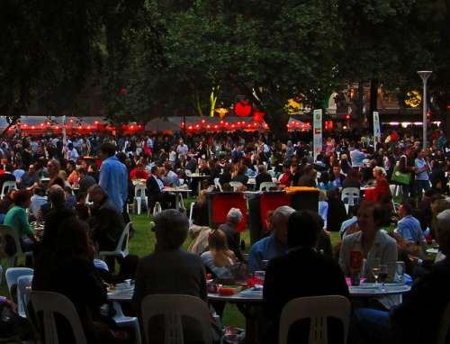 Festival de Comida de Sidney