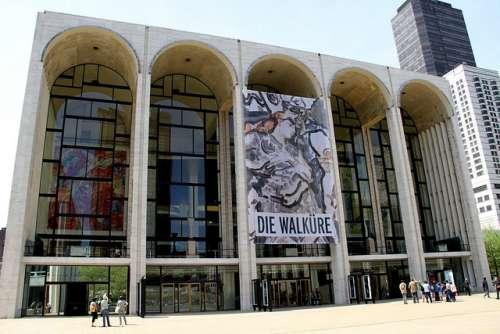 Metropolitan Opera House en Nueva York