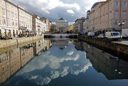 Trieste, una preciosa ciudad italiana