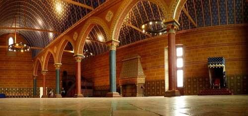 Sala de los Estados Generales del castillo de Blois
