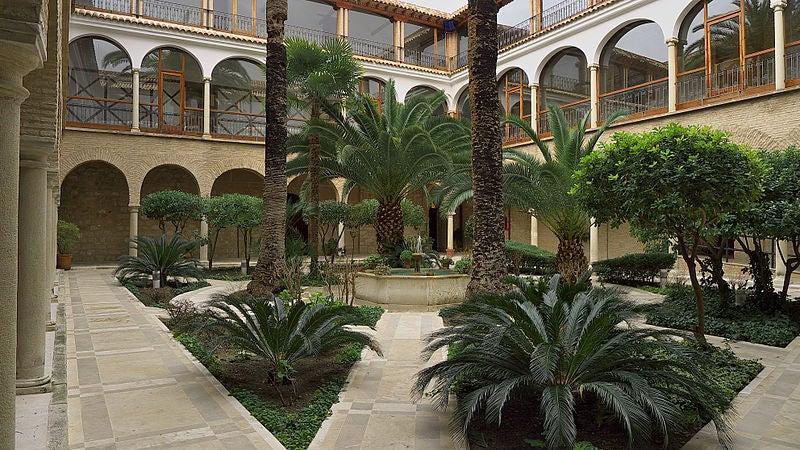 Hospital de San Juan de Dios en Jaén