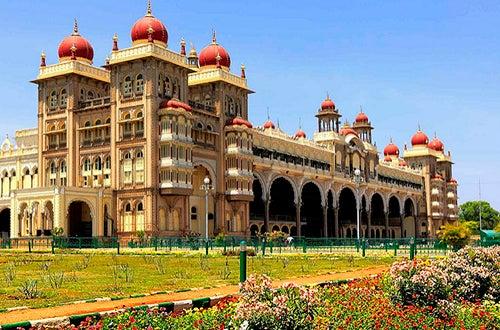 Curiosidades del lujoso palacio de Mysore, en la India