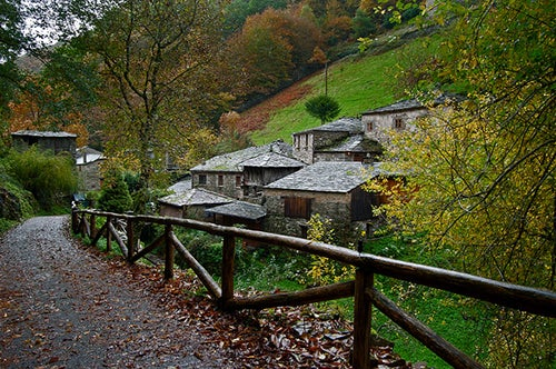 La magia de Taramundi en Asturias