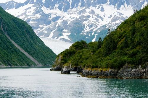 Parque Kenai en Alaska.