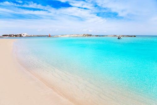 Els Pujols en Formentera