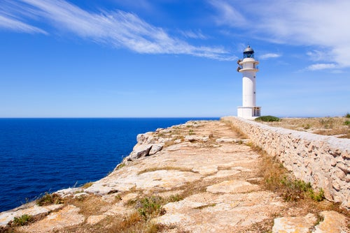 Faro de Barbaria en Formentera