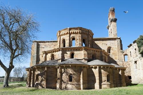 Visitamos el monasterio de Moreruela en Zamora