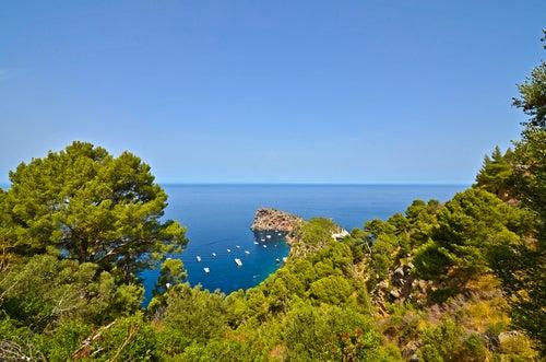 Mirador de Son Marroig en Mallorca