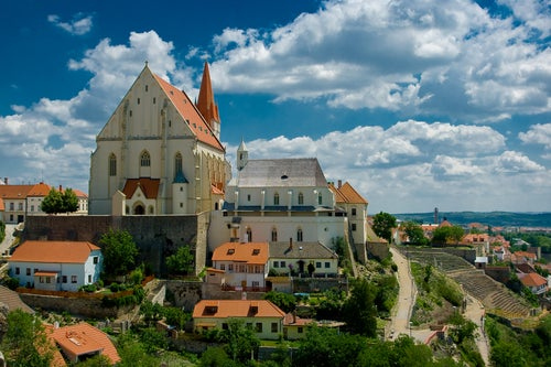 Znojmo en la República Checa