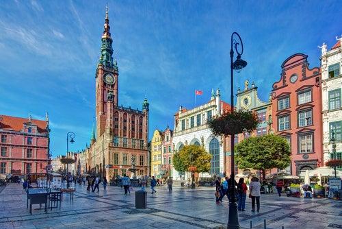 Ciudad Vieja de Gdansk