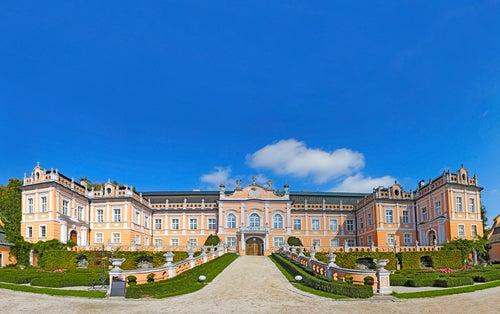 Nové Hrady en la República Checa