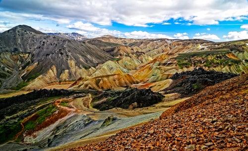 Destinos para aventureros Islandia