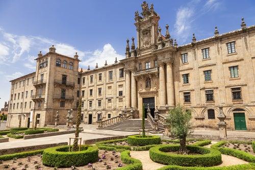 Monasterio de San Martín en Santiago de Compostela