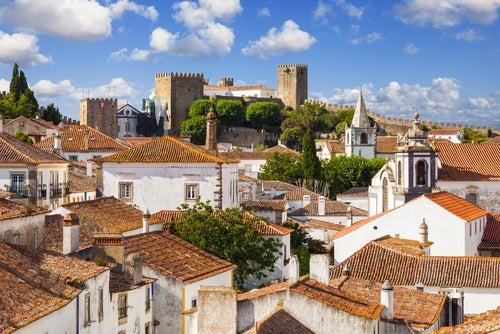 Óbidos, uno de los pueblos más bonitos de Portugal