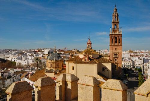 Carmona en Sevilla