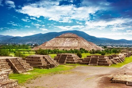 Teotihuacán, una impresionante ciudad prehispánica