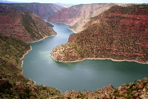 Río Verde en Estados Unidos