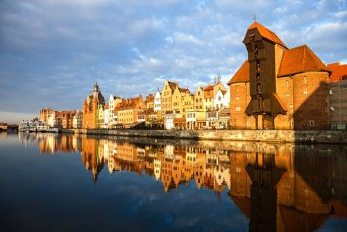 Gdansk en Polonia, la ciudad de la libertad