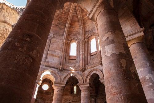 Monasterio de Moreruela en Zamora