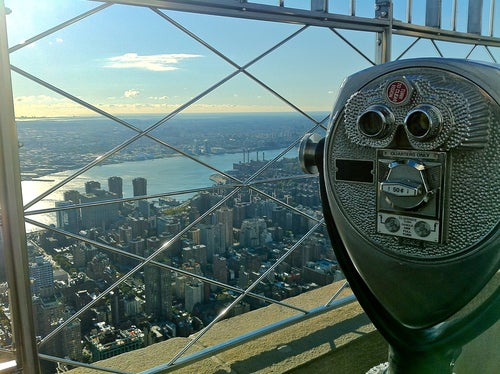 Mirador del Empire State Building