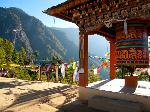 Paro en Buthan