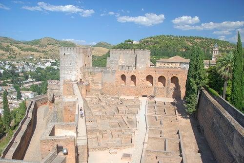 Alcazaba de Granada