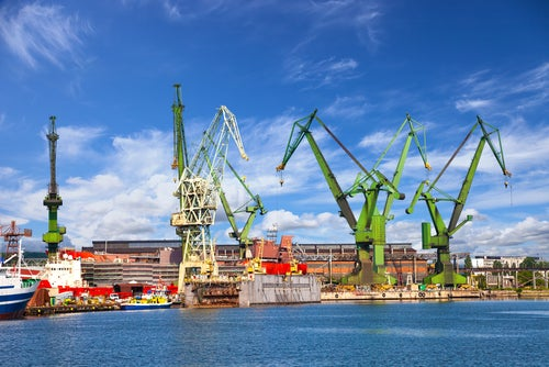 Astilleros de Gdansk