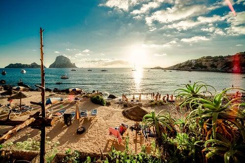 Cala D'Ort en Ibiza