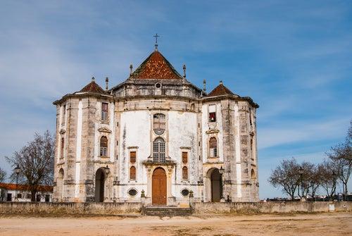 Santuario de Jesús de la Piedra en Óbidos