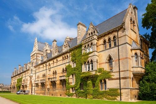 Christ Church College en Oxford