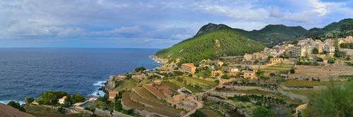 Banyalbufar en Mallorca