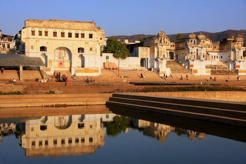 Puskhar en la India