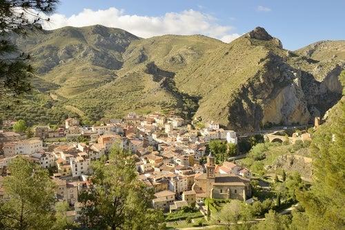 Arnedillo en La Rioja