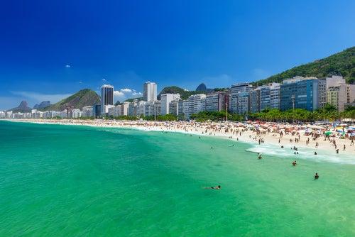 Las 7 playas más impresionantes de América del Sur