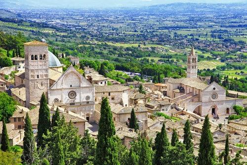 Descubrimos Asís, una bonita ciudad italiana