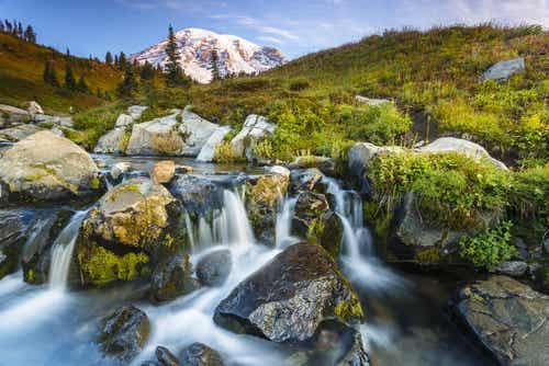 Las cascadas del río Paraíso, pura magia