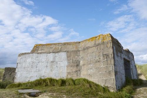 Juno Beach en Normandía
