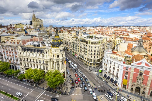 De paseo por los rincones de Madrid
