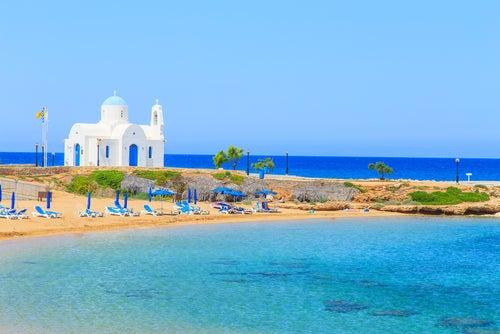 Chipre, todo el Mediterráneo en una isla