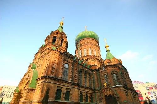 Iglesia de Santa Sofía en Harbin