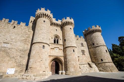 Palacio del Gran Maestre en Rodas