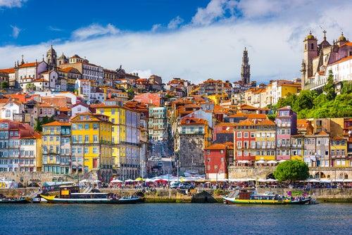 Hoteles de Oporto