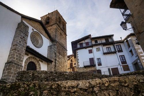 Candelario en Salamanca