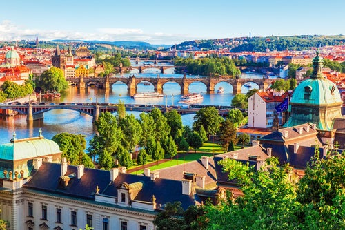 Una ruta cultural por la República Checa