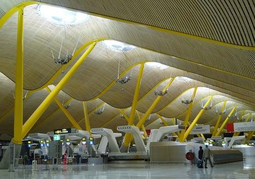 Aeropuerto Madrid-Barajas