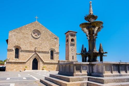Iglesia de la Anunciación en Rodas