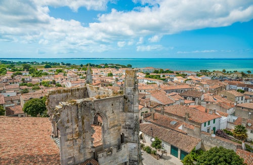 Saint Martin de Ré en Francia