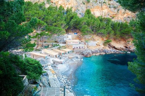 Sa Calobra en Mallorca