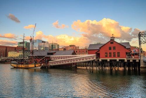 Muelle de Boston